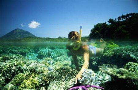 Những vùng lặn biển đẹp nhất thế giới Bunaken1
