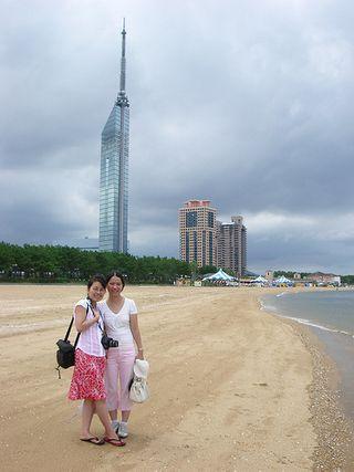 Bãi biển Fukuoka