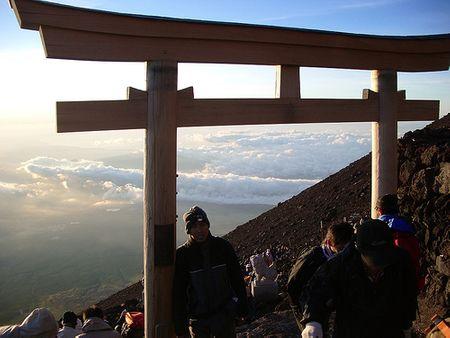 Đỉnh núi Phú Sĩ