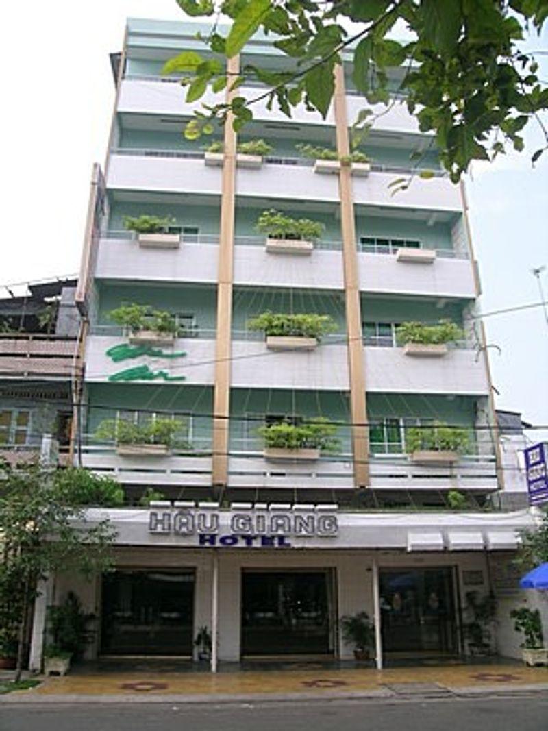 Khách sạn Hậu Giang A