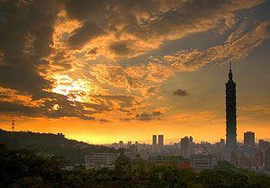 Tháp 101 tầng ở Cao Hùng
