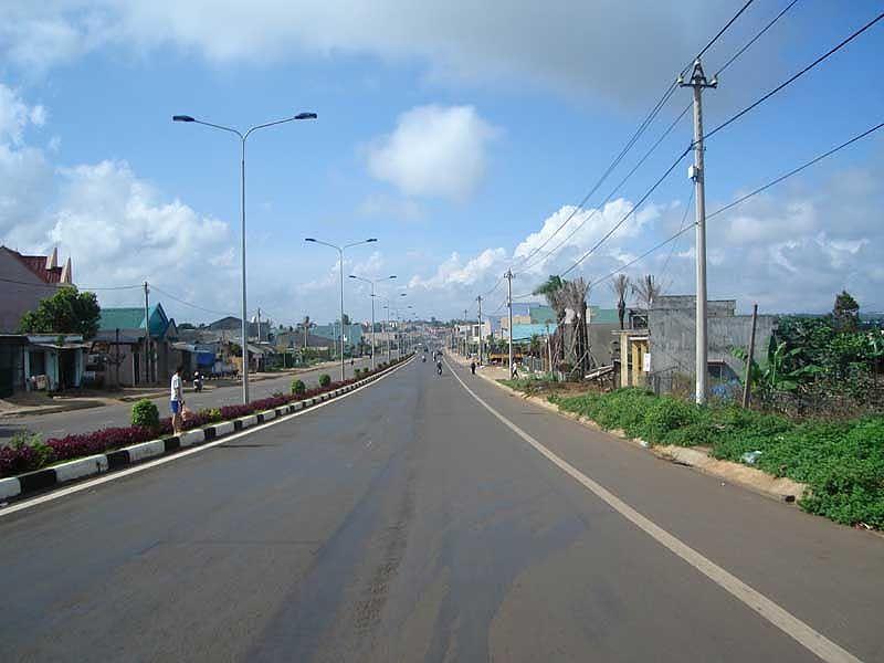Đường phố PleiKu