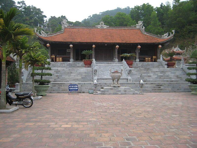 Đền thờ Nguyễn Trãi