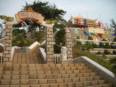 đền thờ Dinh Cô