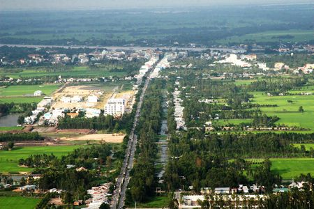 thị xã Châu Đốc