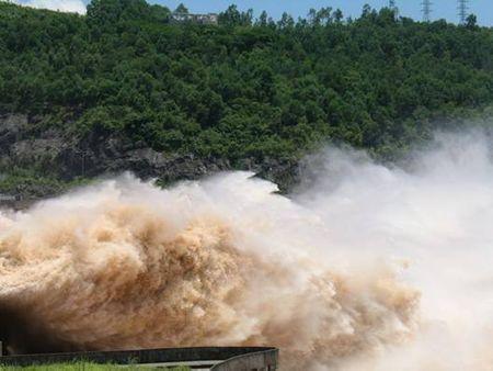 Sông Đà đoạn hùng vĩ và giận dữ