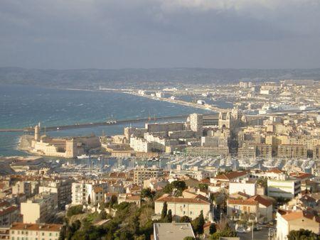 toàn cảnh Marseille