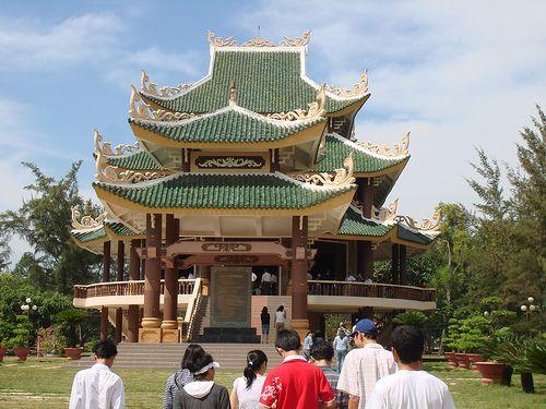 Đền thờ cụ Nguyễn Đình Chiểu