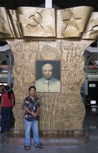 Nhà lưu niệm Chủ tịch Tôn Đức Thắng
