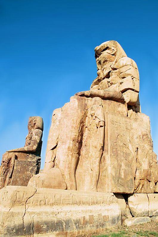 Một Ai Cập cổ kính với những Kim tự tháp hàng ngàn năm