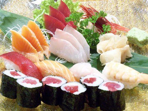Nguyên liệu và gia vị trong món Nhật