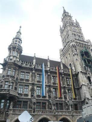 Tòa thị chính thành phố Munich