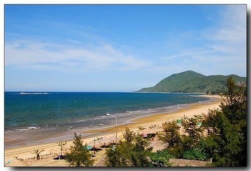 Eo biển Thiên Cầm
