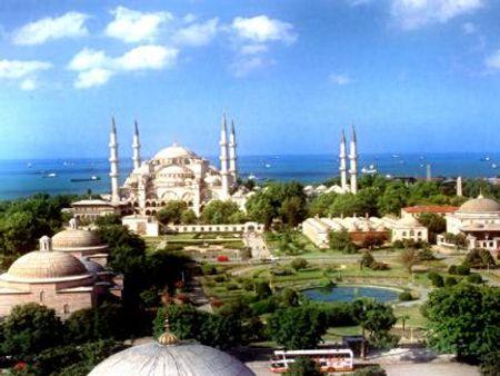 Đảo Sultanahmet