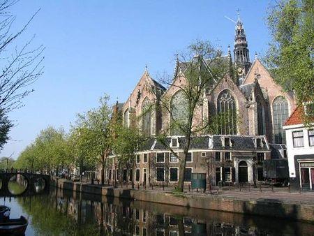 Ngôi nhà cổ Oude Kerk