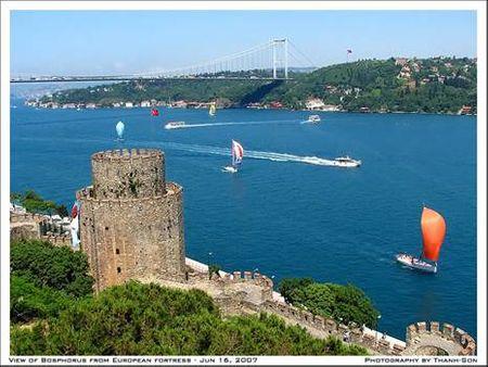Pháo đài European