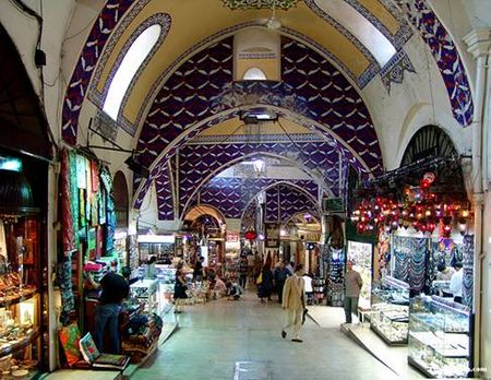 Khu thương xá Grand Bazar