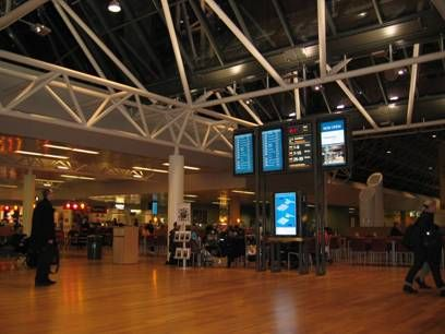 Sân bay thủ đô