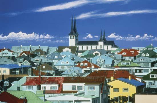 Reykjavík - Thủ đô của Iceland