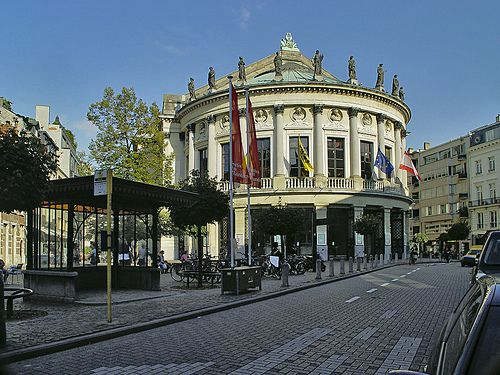 Nhà hát Bourla