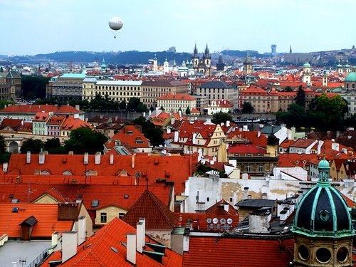Thành phố Prague