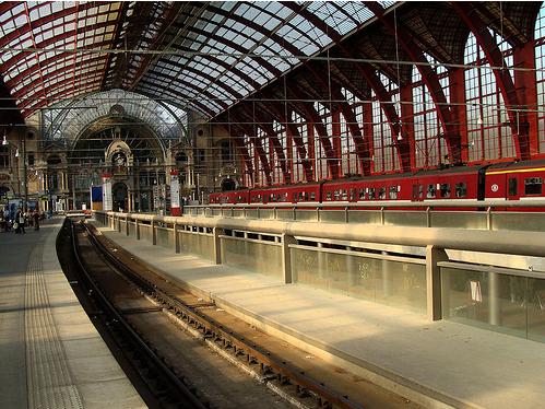 Nhà ga Railway