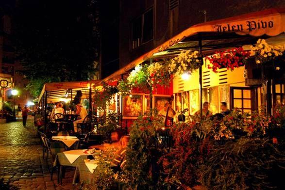 Ăn tối ở Skadarlija