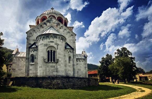 Các tu viện thời Trung Cổ Studenica