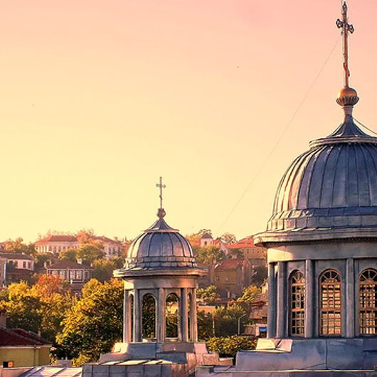 Cảnh đẹp đất nước Bulgaria