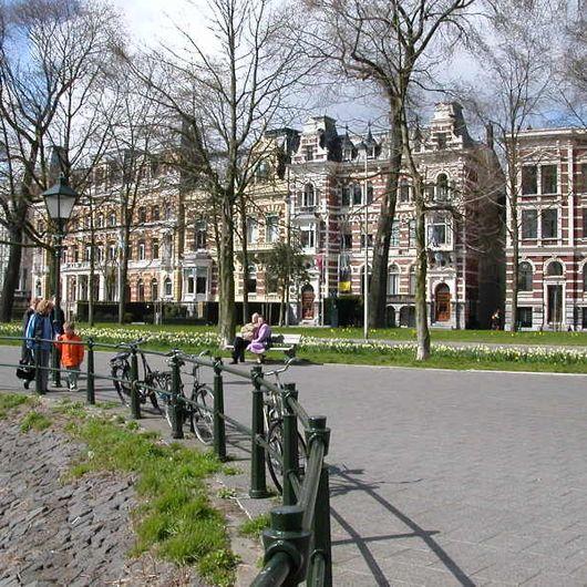 Gốc phố Rotterdam