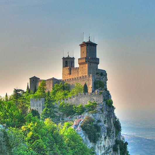 Pháo đài Guaita lịch sử