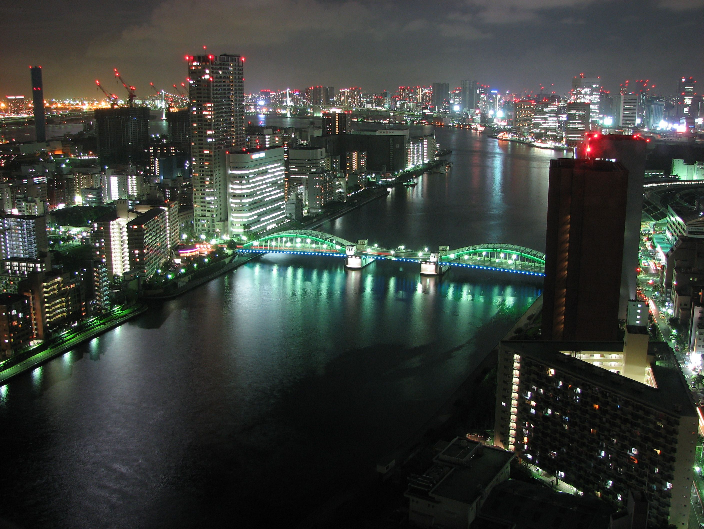 Sông Sumida, cầu Chuo-ohashi