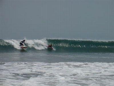 Tỉnh Los Santos là một trong những nơi lướt sóng tốt nhất Panama