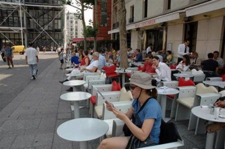 Cafe Beaubourg