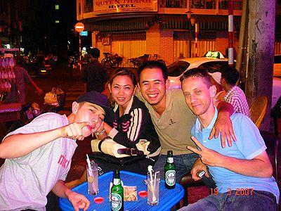 Những tình bạn Tây - Việt