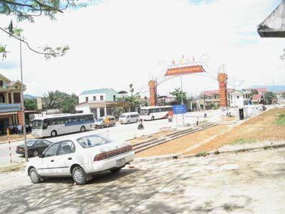 Huyện Hướng Hoá - diện mạo mới