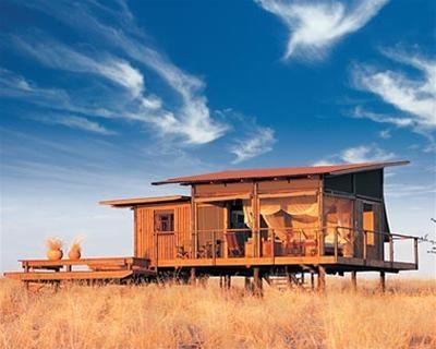 Dunes Lodge, khu bao tồn thiên nhiên Namibrand