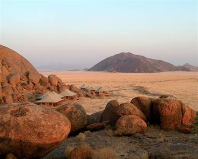 Boulders, khu bảo tồn thiên nhiên Namibrand