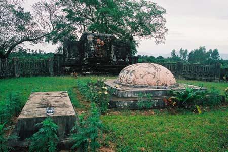 Citadelle des rois Binh Dinh