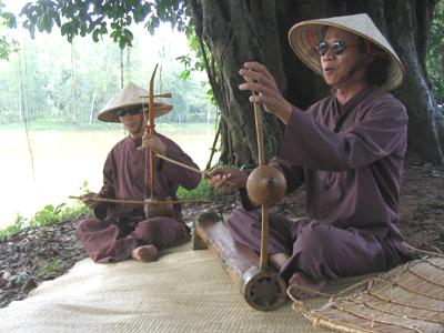 盲歌 - VOV - 越南之声的博客