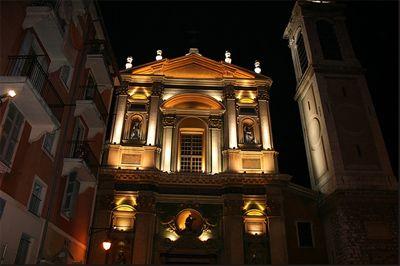Kiến trúc ở Nice