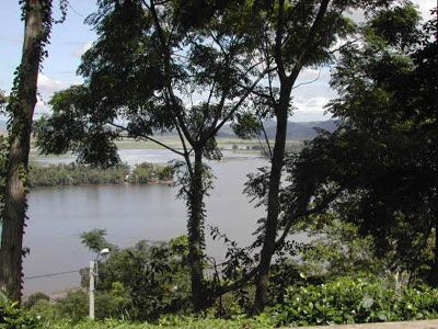 Hồ Lak nhìn từ biệt điện Bảo Đại