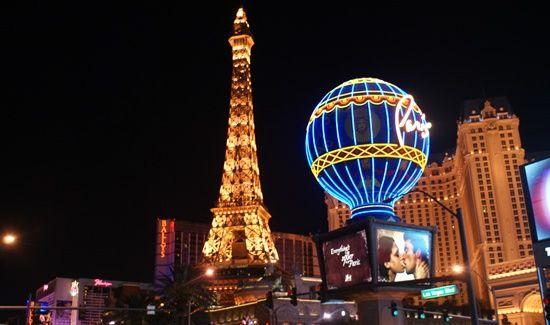 Las Vegas - thiên đương ăn chơi