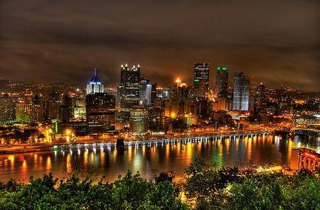 Đặt vé máy bay đi Pittsburgh