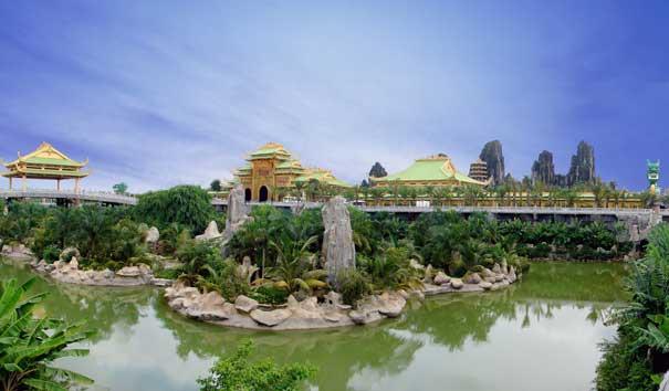 Lac Duong Vietnam  city images : Khu du lịch Lạc cảnh Đại Nam Văn Hiến Bình Dương tổ ...