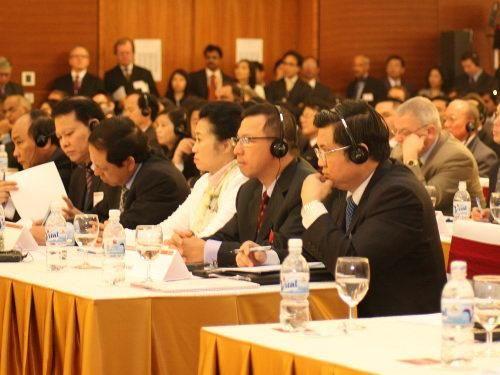 Những hội nghị với lượng khách lớn là đối tượng của MICE.