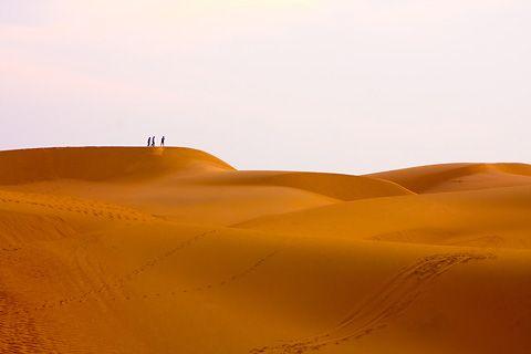 Dải cát dài nhất và đẹp nhất Việt Nam.