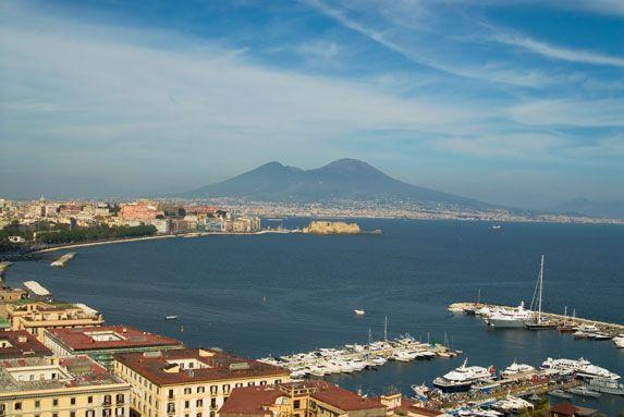 Khung cảnh Naples