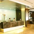 Tiếp tân - Khách sạn Wooshu