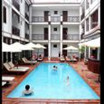 Hồ bơi - Khách sạn Vĩnh Hưng 2